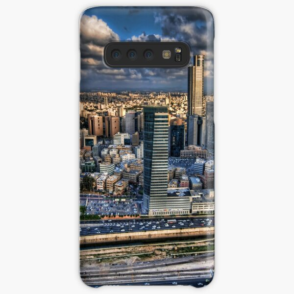 My Sim City Samsung Galaxy Snap Case