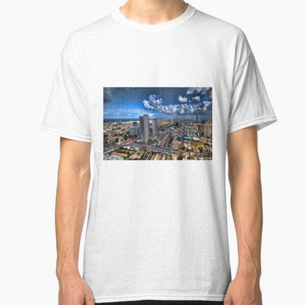 Tel Aviv, sunrise over the city Classic T-Shirt