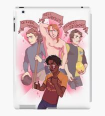 Gay Panic Potter iPad Case/Skin