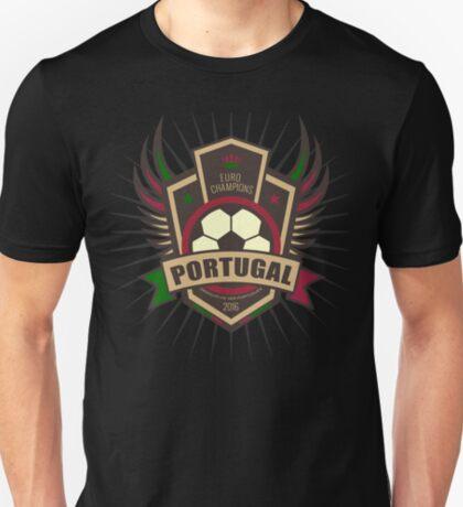 Portugal Euro 2016 Champions T-Shirts etc. ID-12 T-Shirt