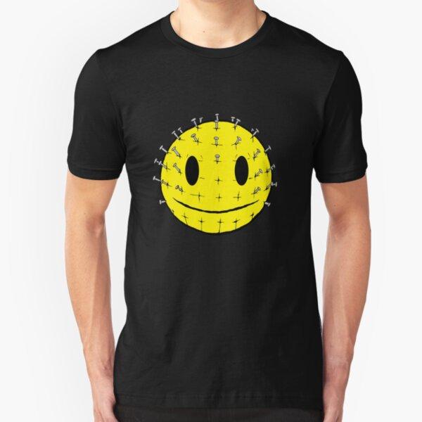pinhead smiley Slim Fit T-Shirt