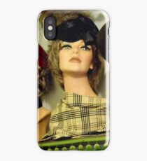 Models With Hats iPhone Case