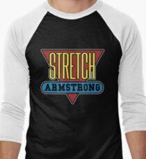 Stretch Armstrong Men's Baseball ¾ T-Shirt