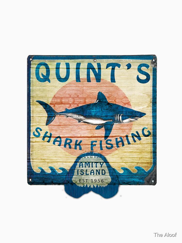 Quint's Shark Fishing | Unisex T-Shirt