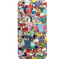 Pop Culture Collection iPhone Case/Skin