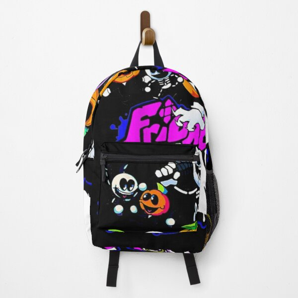 Friday Night Funkin Skid and Pump Backpack