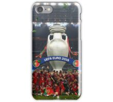 Portugal celebration euro 2016 iPhone Case/Skin