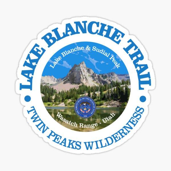 Lake Blanche Trail (OBP) Sticker