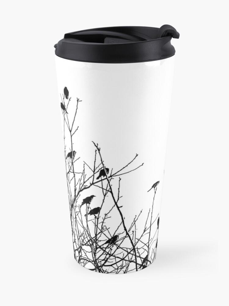 Alternate view of Grackle Tree Travel Mug