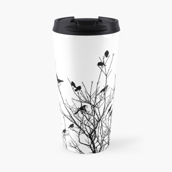 Grackle Tree Travel Mug