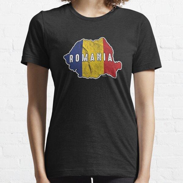 romania flag Essential T-Shirt