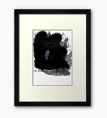 It's Where My Demons Hide (MKII) Framed Print