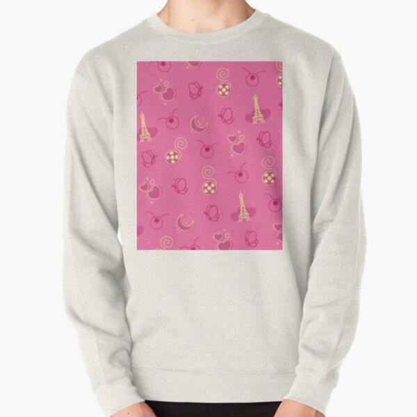 ML pattern Pullover Sweatshirt