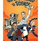 Super Friends of Science by Bryan Kelly