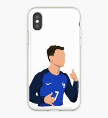 Antoine Griezmann Goal Celebration iPhone Case