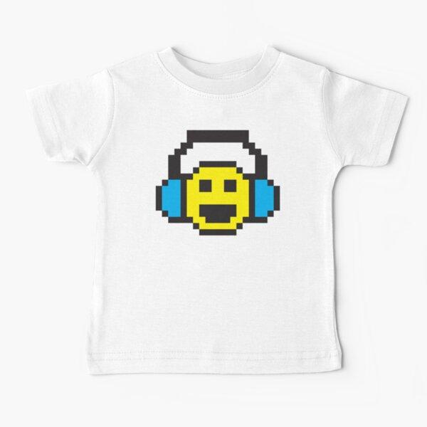 Valentines Day Infant T-Shirt TooLoud Pixel Heart Design 1