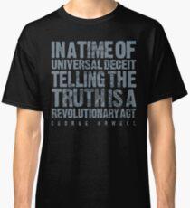 ORWELLIAN TRUTH Classic T-Shirt