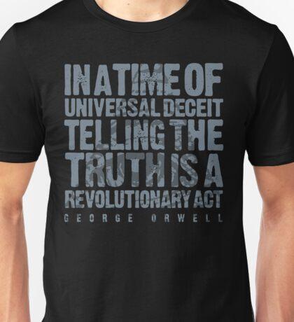 ORWELLIAN TRUTH Unisex T-Shirt