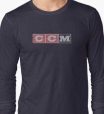 CCM logo Long Sleeve T-Shirt