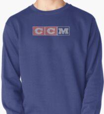 CCM logo Pullover