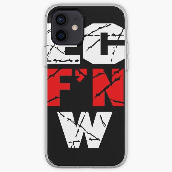 EC F'N W Extreme Championship iPhone Soft Case