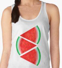 Watermelon Slice Women's Tank Top