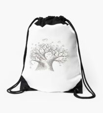 Water @ Work Drawstring Bag