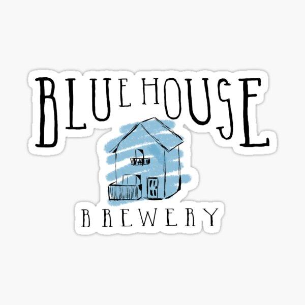 Blue House Brewery Sticker