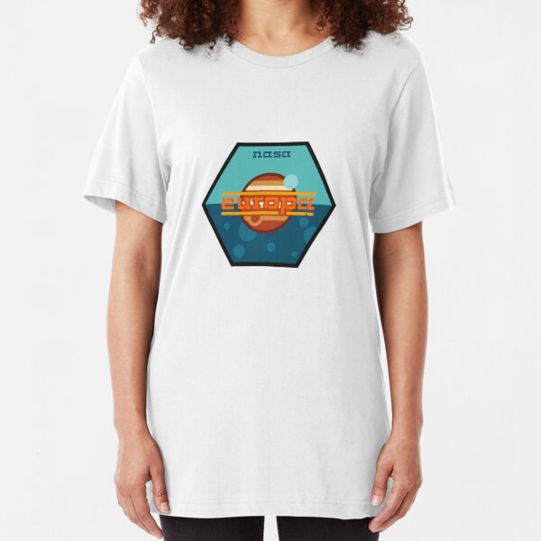 Europa Slim Fit T-Shirt