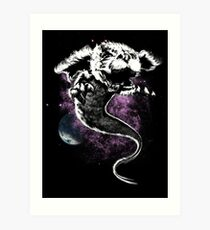 The Ever Cosmic Story Art Print