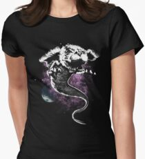 The Ever Cosmic Story Women's Fitted T-Shirt