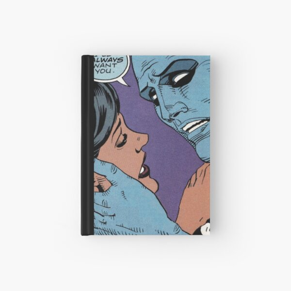Silk Spectre and Dr Manhattan (I'll Always Love You) Hardcover Journal