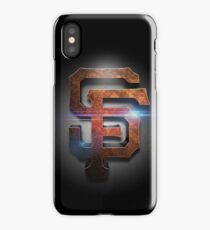 Giants MOS iPhone Case/Skin