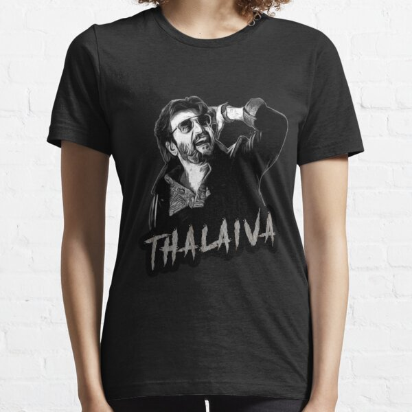 Thalaivar Rajni Essential T-Shirt