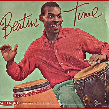 Beating Time Vintage Record by RecordCovers