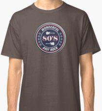 Wonderful 80'S Brit rock Classic T-Shirt
