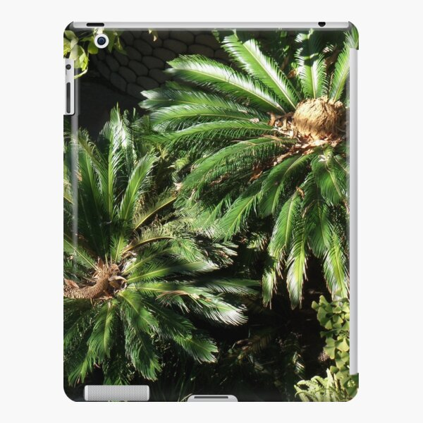 His and her palm trees iPad Snap Case