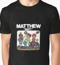 Matthew Graphic T-Shirt