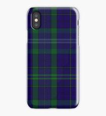 02362 Davies of Wales Tartan iPhone Case/Skin
