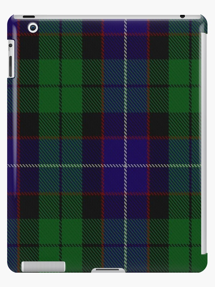 10013 Mitchell Clan/Family Tartan  by Detnecs2013
