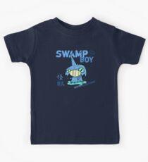 Swamp Boy Kids Tee