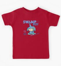 Swamp Boy Kids Clothes