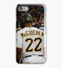 Andrew McCutchen - Pittsburgh Pirates iPhone Case/Skin