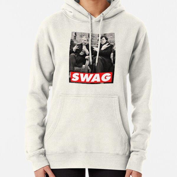 SWAGLOCK Pullover Hoodie