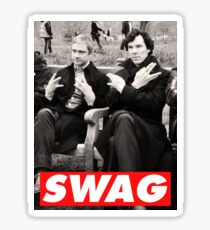 SWAGLOCK Sticker