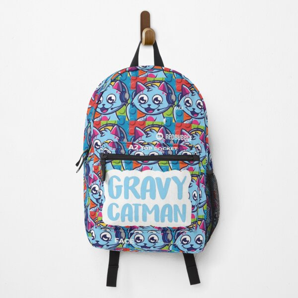 Gravycatman gamer Backpack
