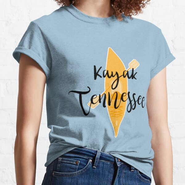 Kayak Tennessee Outdoors Classic T-Shirt
