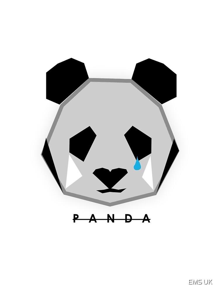 JACK BUCK OFFICIAL PANDA ICON MERCH by EMAGICSTUDIOS