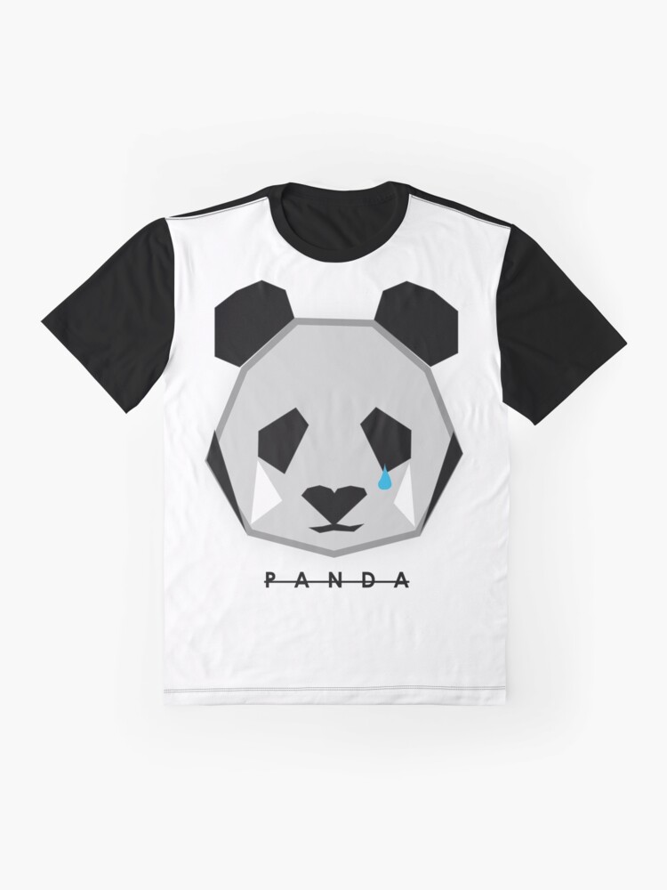 Alternate view of JACK BUCK OFFICIAL PANDA ICON MERCH Graphic T-Shirt