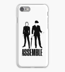 The Original Avengers Assemble iPhone Case/Skin